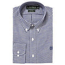 Buy Lauren by Ralph Lauren Gingham Check Shirt, Navy/White Online at johnlewis.com