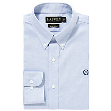 Buy Lauren by Ralph Lauren Pinpoint Oxford Shirt Online at johnlewis.com