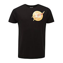 Buy Pear Shaped Apparel Universal T-Shirt, Black Online at johnlewis.com