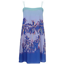 Buy Coast Heloise Palm Tree Cami Dress, Multi Online at johnlewis.com