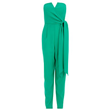 Buy Coast Kandis Jumpsuit, Green Online at johnlewis.com