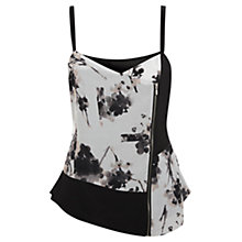 Buy Mint Velvet Emiko Print Cami, Multi Online at johnlewis.com