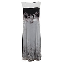 Buy Mint Velvet Lyla Print Midi Dress, Multi Online at johnlewis.com
