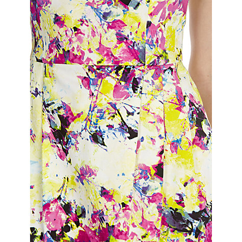 Buy Coast Jennifer Print Dress, Multi Online at johnlewis.com