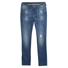 Buy Violeta by Mango Super Slim-Fit Pupi Jeans Online at johnlewis.com