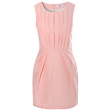 Buy True Decadence Pleated Dress, Pink Diamond Online at johnlewis.com