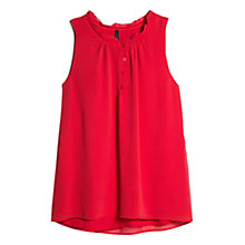 Buy Mango Textured Chiffon Top Online at johnlewis.com