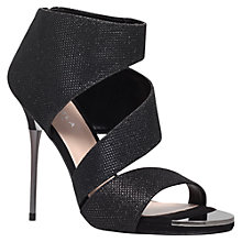 Buy Carvela Giant High Stiletto Heel Sandals Online at johnlewis.com