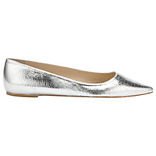 Buy Whistles Brigette Flat Point Pumps Online at johnlewis.com