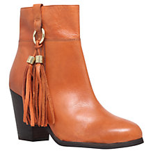 Buy Carvela Stan High Heel Leather Ankle Boots Online at johnlewis.com