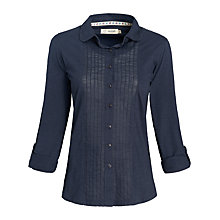 Buy Seasalt Bosliven Shirt, Squid Ink Online at johnlewis.com