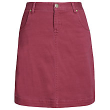 Buy Seasalt Castella Skirt, Cherry Online at johnlewis.com
