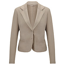 Buy Sandwich Jersey Blazer, Grey Online at johnlewis.com
