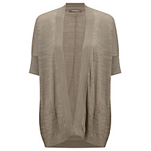 Buy Sandwich Cardigan, Grey Online at johnlewis.com