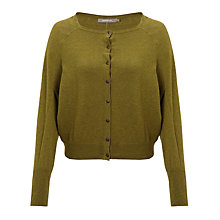 Buy Sandwich Boxy Cardigan, Pistachio Online at johnlewis.com