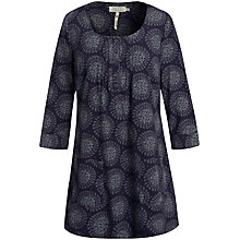 Buy Seasalt Rissick Tunic Top, Purple Online at johnlewis.com