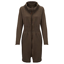 Buy Sandwich Long Cardigan, Stone Online at johnlewis.com