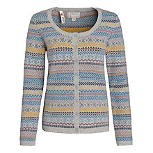 Buy Seasalt Cellar Cardigan, Multi Online at johnlewis.com