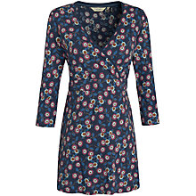 Buy Seasalt Five Quarters Tunic Dress, Teacup Squid Ink Online at johnlewis.com