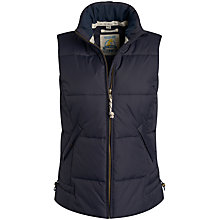 Buy Seasalt Roe Deer Gilet, Huckleberry Online at johnlewis.com