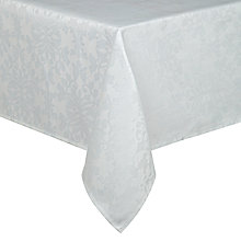 Buy John Lewis Pemberley Damask Tablecloth Online at johnlewis.com