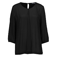 Buy Betty Barclay 3/4 Length Sleeve Blouse, Black Online at johnlewis.com
