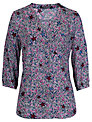 Betty Barclay Star Print Shirt, Red/Blue