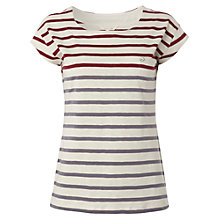 Buy White Stuff Betty Stripe T-Shirt Online at johnlewis.com
