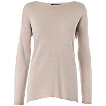 Buy Betty Barclay Long Lurex Jumper, Zabaione Online at johnlewis.com