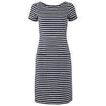 Buy White Stuff Love Me Stripe Dress Online at johnlewis.com