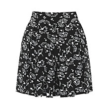 Buy Warehouse Daisy Culotte Shorts, Multi Online at johnlewis.com