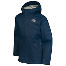 Buy The North Face Snowquest Jacket, Blue Online at johnlewis.com