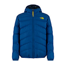 Buy The North Face Reversible Moondoggy Jacket, Blue Online at johnlewis.com