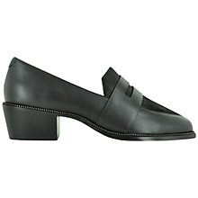 Buy Senso Lola III Block Heel Shoes, Black Pony Online at johnlewis.com