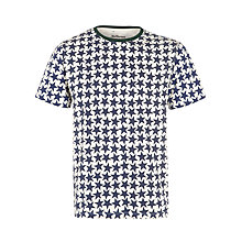 Buy Bellerose Combo 2 Star Print Vintage T-Shirt, Blue/White Online at johnlewis.com