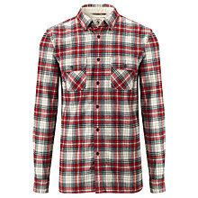 Buy Aigle Cardno Check Cotton Shirt Online at johnlewis.com