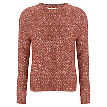 Buy Bellerose Appaloosa Jumper, Acajou Online at johnlewis.com