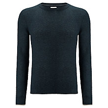 Buy Bellerose Gola Jumper, Navy Online at johnlewis.com