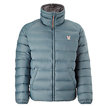 Buy Aigle Bisland Reversible Duck Down Puffer Jacket Online at johnlewis.com