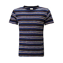 Buy Bellerose Slub Crew Neck T-Shirt Online at johnlewis.com