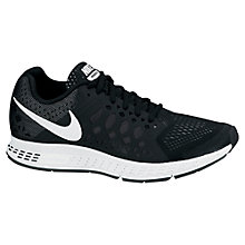 Buy Nike Air Zoom Pegasus 31 Women's Running Shoes,Black Online at johnlewis.com