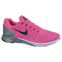 Buy Nike Women's LunarGlide+ 6 Running Shoes Online at johnlewis.com