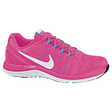 Buy Nike Women's Dual Fusion 3 Running Shoes Online at johnlewis.com