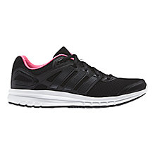 Buy Adidas Duramo 6 Women's Running Shoes, Black Online at johnlewis.com