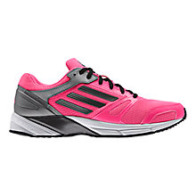 Buy Adidas Lite Arrow 2 Women's Running Shoes, Pink/Black Online at johnlewis.com
