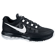 Buy Nike Air Max 365 Training Shoes, Black Online at johnlewis.com