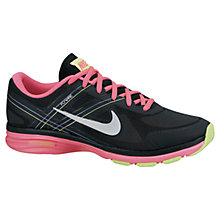 Buy Nike Women's Dual Fusion TR2 Flywire Cross Trainers, Black Online at johnlewis.com