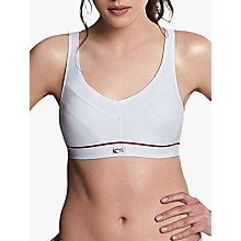 Buy Royce S8005 My First Sports Bra, White Online at johnlewis.com