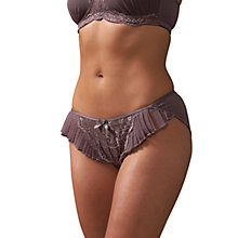 Buy Royce Antoinette Briefs, Mocha Online at johnlewis.com