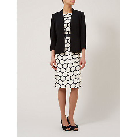 Buy Jacques Vert Edge to Edge Jacket Online at johnlewis.com